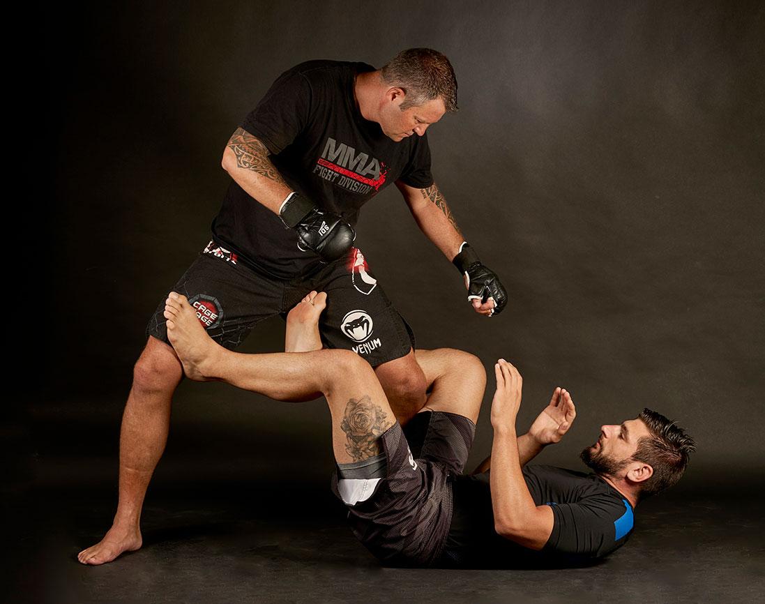 THOMAS NAZARETIAN - MMA