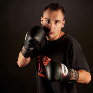 Ugo Cornelio - boxe